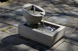 Genesis II Garden Fountain by Campania International