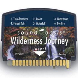Sound Oasis Wilderness Journey Sound Card for S-550 Sound Machine