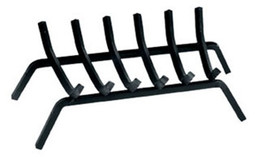 "3/4"" Steel Fire Grate, 27"" 6 bars"