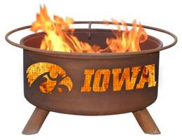 University of Iowa Fire Pit