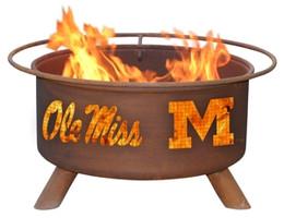 Ole Miss Fire Pit