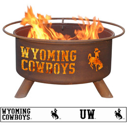 University of Wyoming Fire Pit