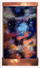 Doradus Nebula Wall Fountain