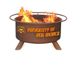 University of New Mexico Fire Pit
