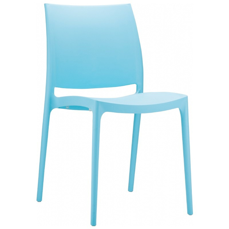Maya Dining Chair Blue HWD Picture 328