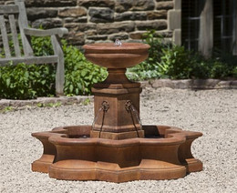 Beauvais Fountain by Campania International