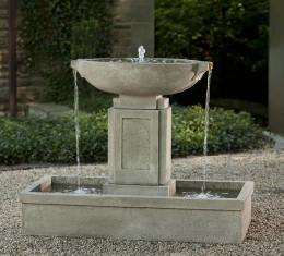 Austin Fountain by Campania Internation
