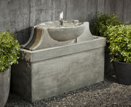 Delphi Fountain by Campania International