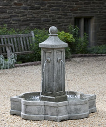 Provence Fountain by Campania International