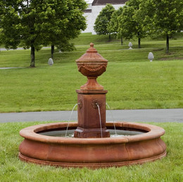 Chaumont Fountain by Campania International