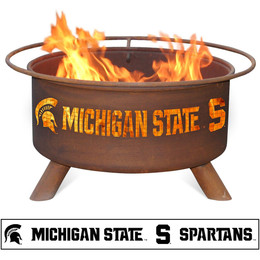 Michigan State Fire Pit
