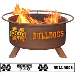 Mississippi State Fire Pit