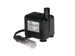 120 GPH Pump with 5W Halogen Light