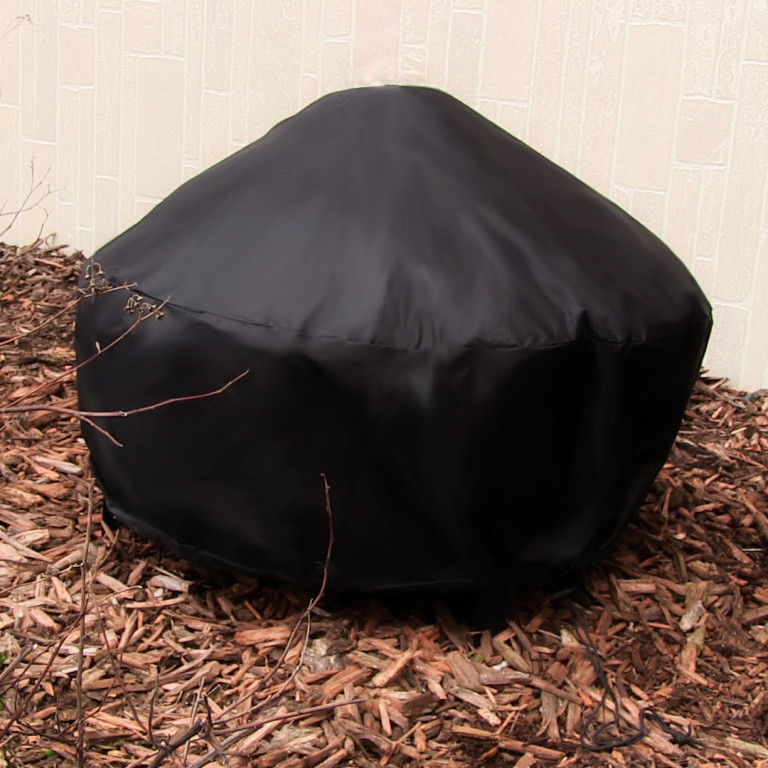 Sunnydaze Heavy Duty Round Fire Pit Cover Diameter Picture 734