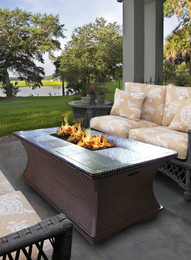 Monterey Coffee Table by California Outdoor Concepts