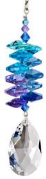 Crystal Moonlight Cascade Rainbow Maker- Almond