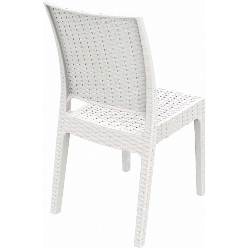 Siesta Florida Stacking Dining Side Chair  Photo