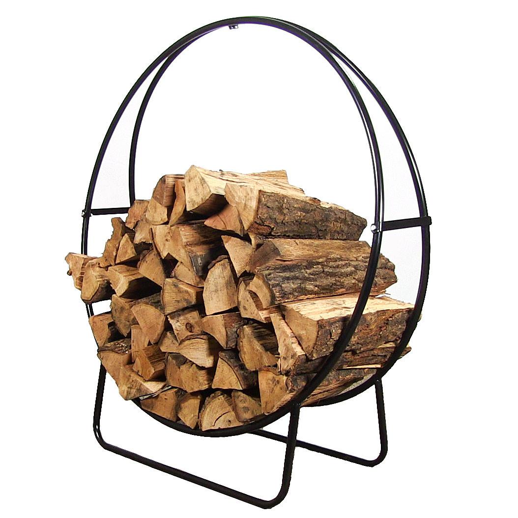 Sunnydaze Steel Firewood Log Hoop Inch Log Hoop Only Picture 670