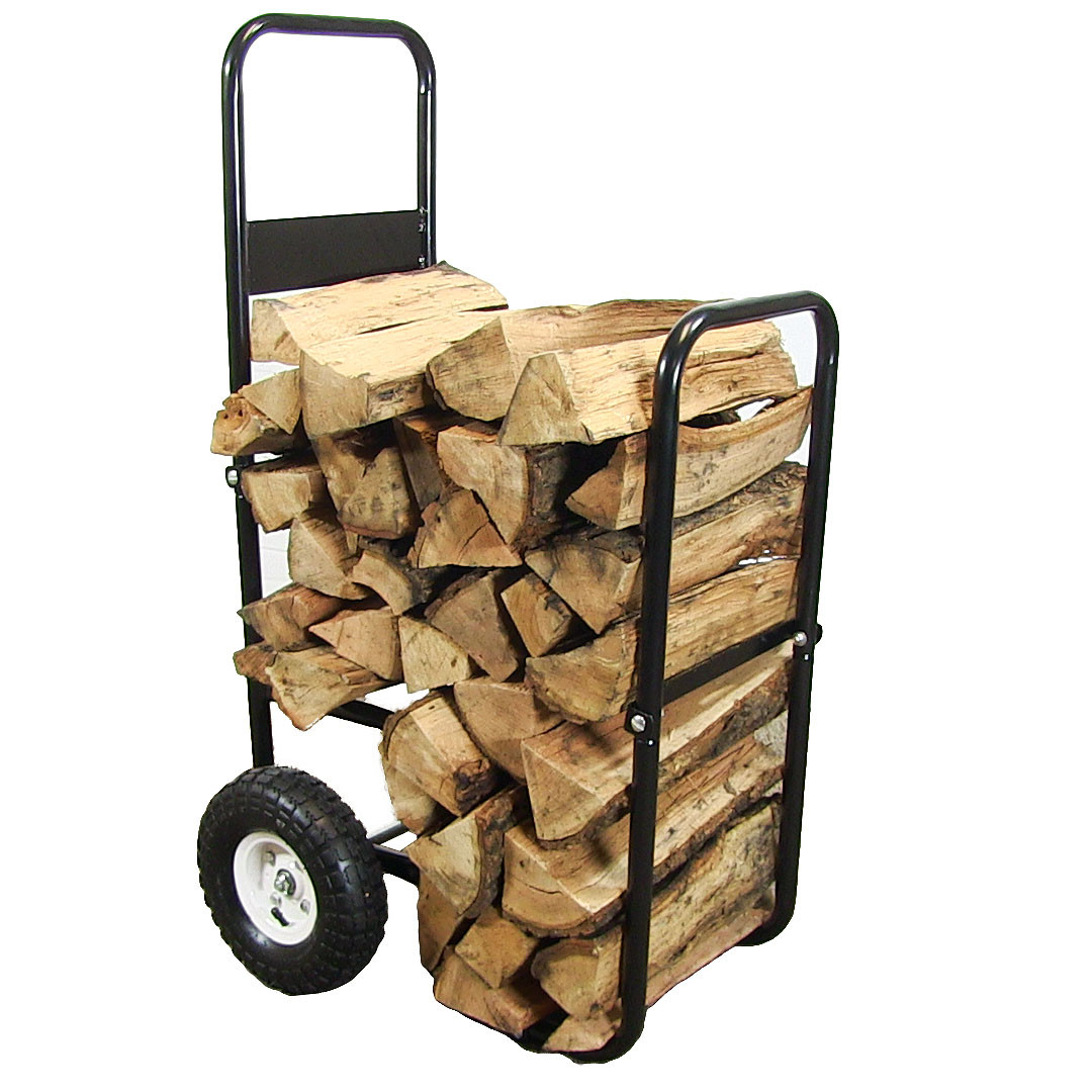 Sunnydaze Firewood Log Cart Log Cart ONLY Picture 759
