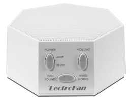 LectroFan White Noise and Fan Sound Machine