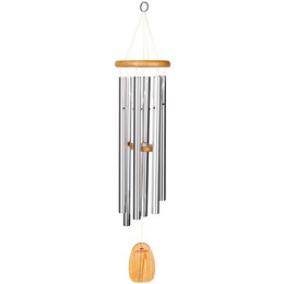 Woodstock 37 in. Graduation Aluminum Chime