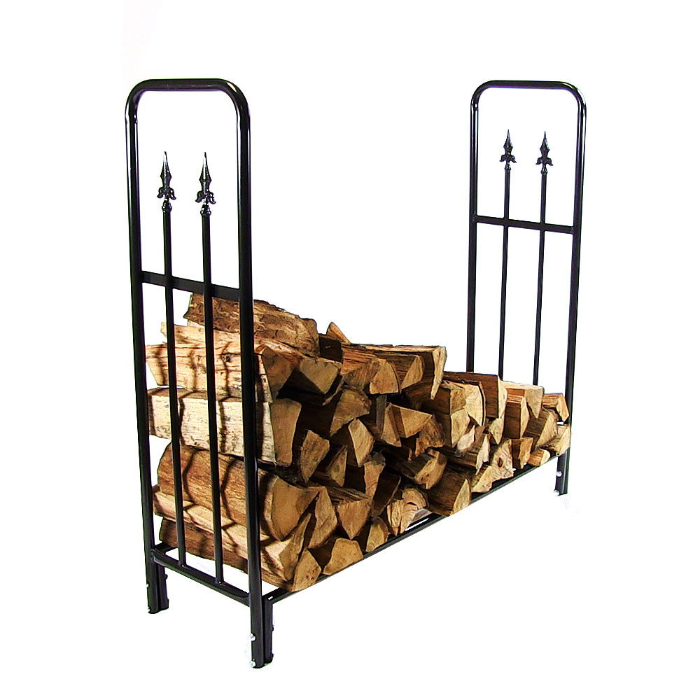 Foot Decorative Firewood Log Rack Picture 644