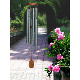 "Woodstock Green Pachelbel Canon 32"" Wind Chime"