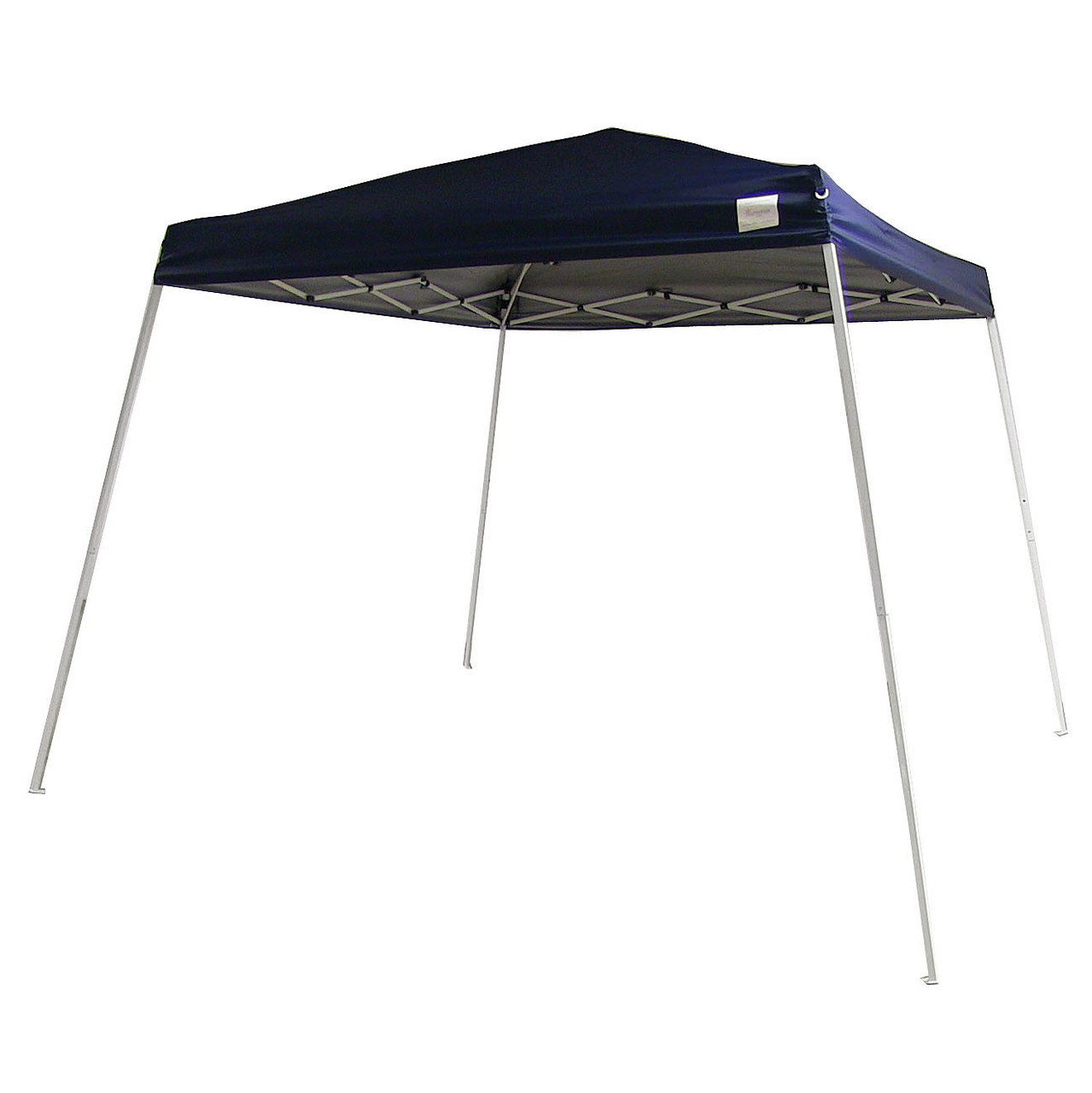 Sunnydaze Decor Quick-Up Canopy 8 Foot x 8 Foot and Top 10 Foot x 10 Foot Ground Slant Legs