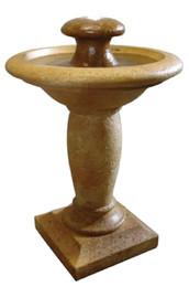 Henri Studio Cast Stone Europa Bubbler Fountain