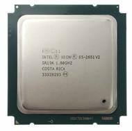 Intel Xeon E5-2651 V2 1.80GHz. 12-Core SR19K Server Processor