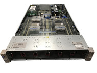 HP ProLiant DL560p Gen8 2U Rack Server - 4 x Intel Xeon E5-4600 v1/v2 Series support