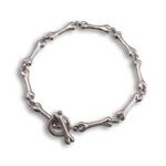 Big Bones Bracelet - Sterling Silver