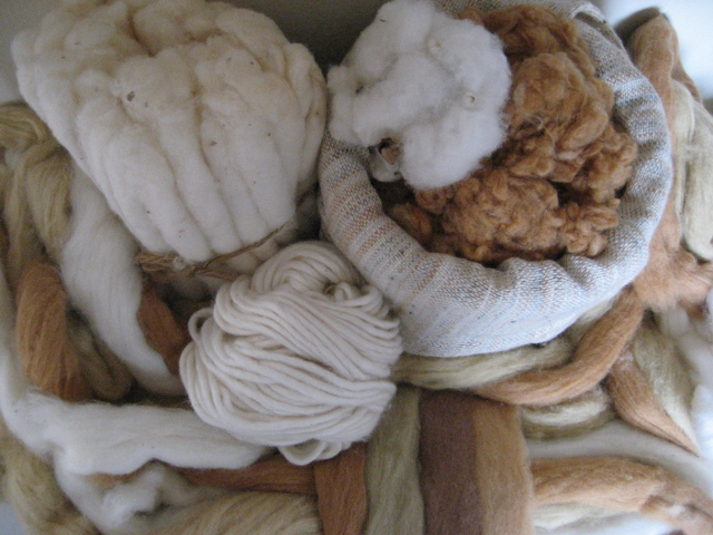 cotton for hand spinning