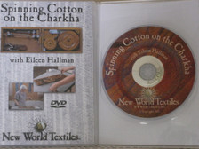 Spinning Cotton on the Charkha DVD