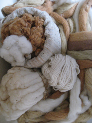 Cotton spinning fiber in many forms