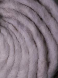 sheepish cotton, 80% cotton 20% wool