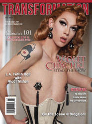 Transformation 95 featuring Rupaul's Drag Race winner Violet Chachki
