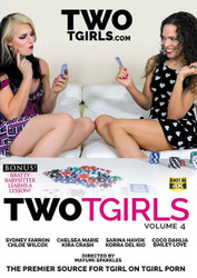 Two Tgirls vol 4