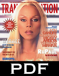 Transformation 50 featuring Rupaul (PDF/digital)