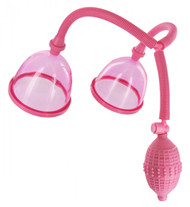 Pink Breast Pump