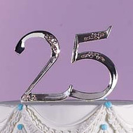 25th Silver Anniversary Pick Wilton
