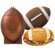 First and Ten Football Cake Pan Wilton