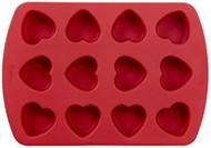 Silicone Petite Hearts Mold Wilton
