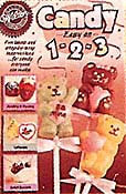 Candy Making Book Easy 1-2-3 Wilton