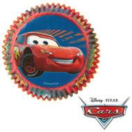 Cars Cupcake Baking Cups 50ct Wilton