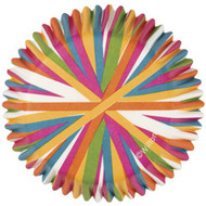 Color Wheel Stripe Cupcake Baking Cups 75ct Wilton