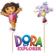 Dora & Boots Fun Pix 24ct Wilton