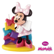 Candle Minnie Mouse Wilton