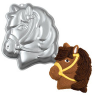 Party Pony Cake Pan Wilton