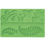 Fern Fondant and Gum Paste Mold Wilton